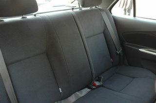 丰田 威驰 2008款 后排座椅