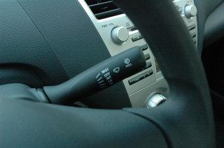 丰田 威驰 2008款 右控制杆