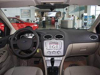 长安福特 福克斯-两厢 2009款