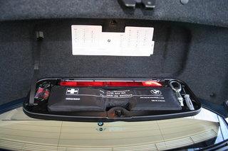 德国宝马 5系 备胎及工具