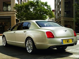 宾利 欧陆飞驰Continental Flying Spur
