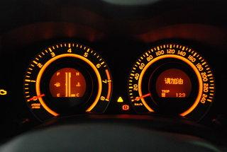 丰田 卡罗拉 仪表盘整体