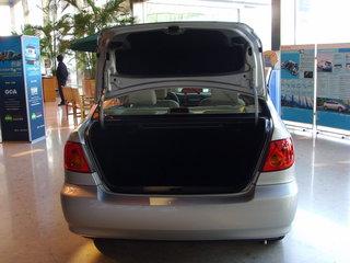 丰田 花冠EX 后备厢整体