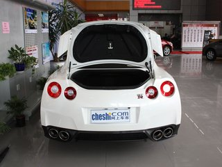 GT-R 3.8T DCT Premium Edition 2012款 实拍