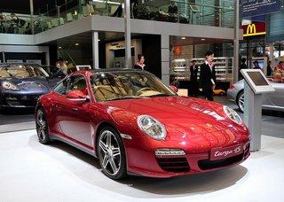 2006款 911 Targa 4S