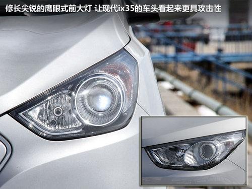 北京现代  ix35 2.0 GLS 4WD AT
