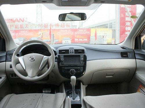 东风日产  新骐达 1.6L CVT 中控台整体