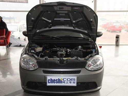 奇瑞汽车  1.0L 手动 车辆发动机舱整体