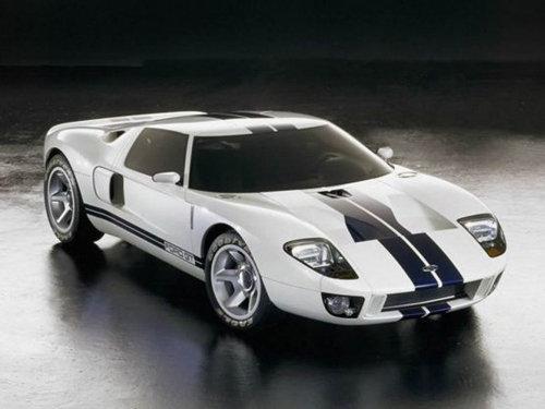 福特(进口)  福特GT