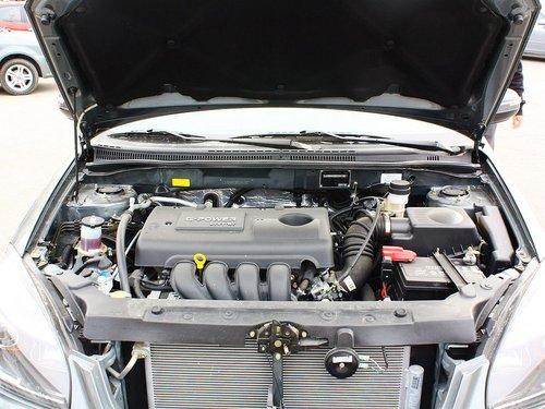 吉利英伦  SC7新锐版 1.5 MT 发动机局部特写