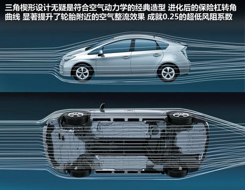 一汽丰田  普锐斯 1.8 CVT