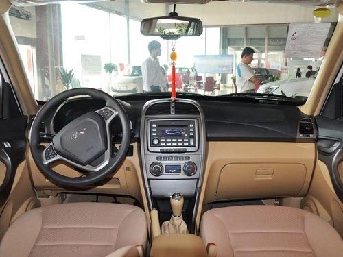 奇瑞汽车  精英版 1.6L 手动 中控台整体