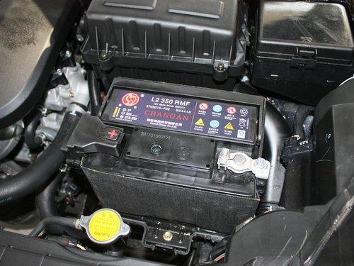 长安乘用车  逸动 1.6 MT 蓄电池特写