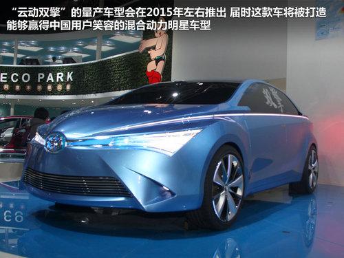 丰田(进口)  丰田NS4