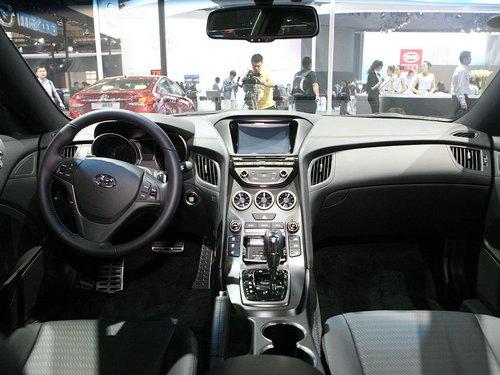 2013款劳恩斯酷派可预定 新车5月底抵达高清图片