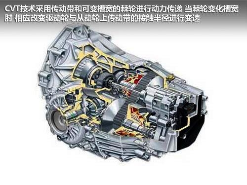 东风日产  天籁 2.5L CVT