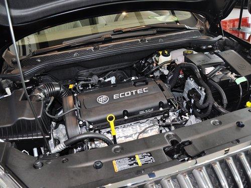 别克  GT 1.6L 手动 发动机主体特写