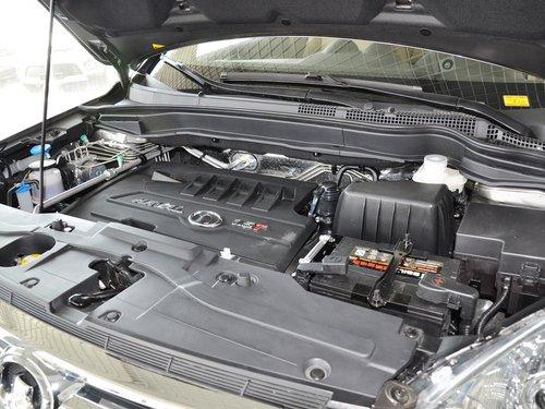 哈弗汽车  哈弗H6 1.5T MT 发动机主体特写