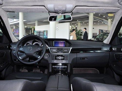 北京奔驰  E300L 3.0L 中控台整体
