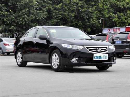 东风本田  2.0L 自动 车辆右侧45度角