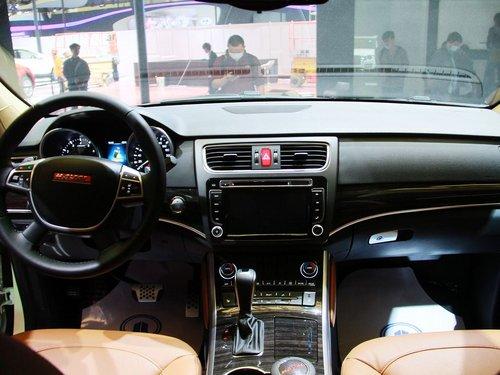 哈弗汽车  2.0T 自动 中控台整体