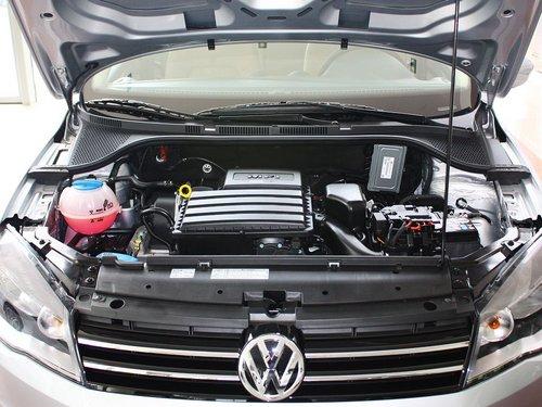 一汽-大众  1.6L 自动 发动机局部特写