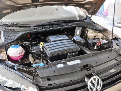 一汽-大众  1.4L 手动 发动机主体特写