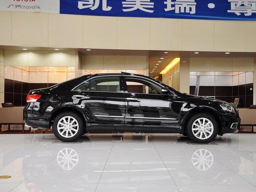 广汽丰田  200G 2.0L 车辆正右侧