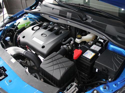 广汽  1.6L 自动 发动机局部特写