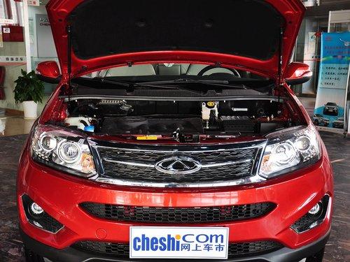 奇瑞汽车  2.0L 手动 发动机局部特写