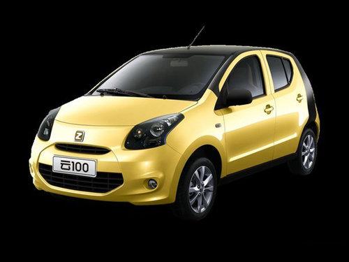 云100 E100真正0首付的纯电动汽车高清图片