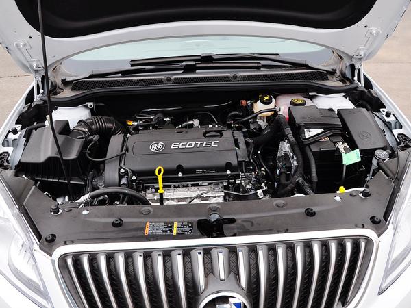 别克  GT 1.6L 自动 发动机局部特写