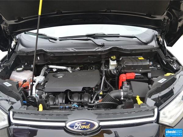 长安福特  1.5L 手动 发动机标识