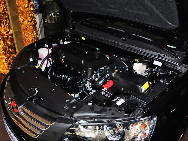 吉利汽车  1.8L 手动 发动机主体特写