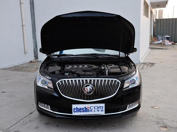别克  2.4L SIDI 自动 车辆发动机舱整体