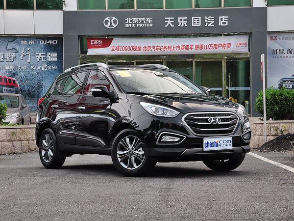 北京现代  改款 GLS 2.0L 自动 车辆右侧45度角