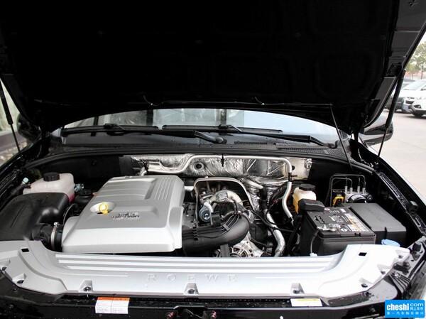 上汽荣威  1.8T 2WD 发动机局部特写