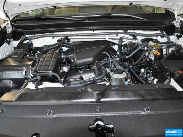 丰田(进口)  2.7L 自动 发动机标识
