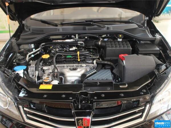 上汽荣威  1.5L 手动 发动机标识