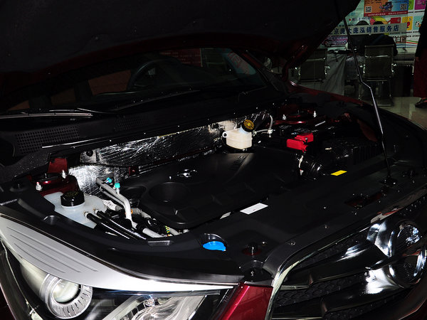 海马汽车  1.6L 手动 发动机主体特写