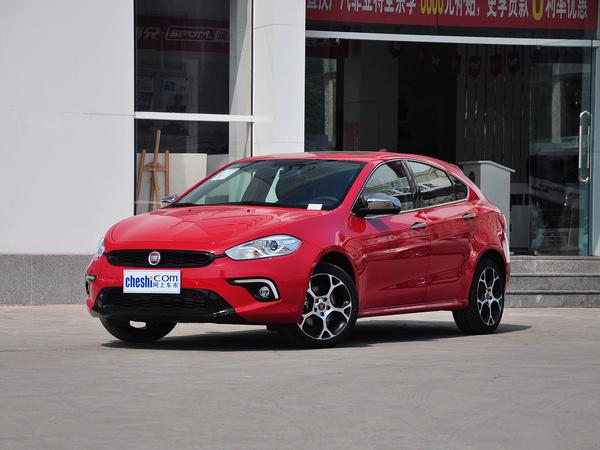 广汽菲亚特  1.4T 自动 车辆左前45度视角
