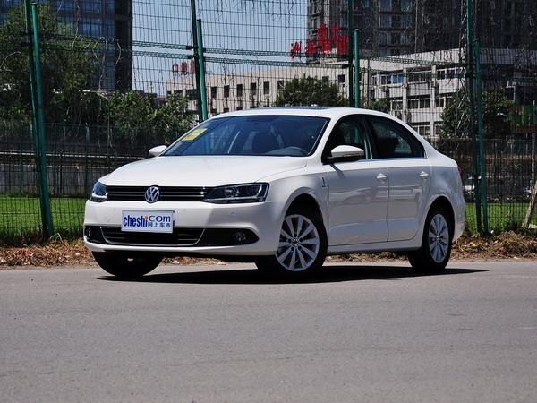 一汽-大众  改款 1.4T 自动 车辆左前45度视角