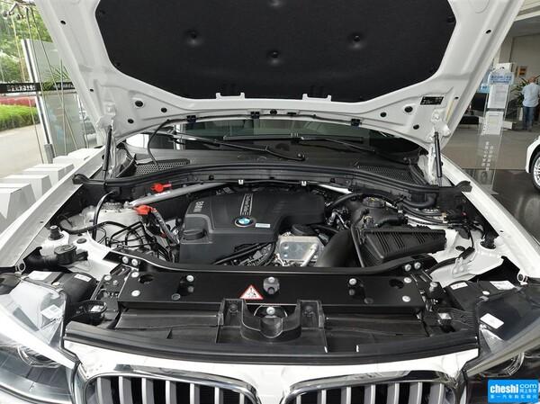 宝马(进口)  xDrive20i 发动机局部特写