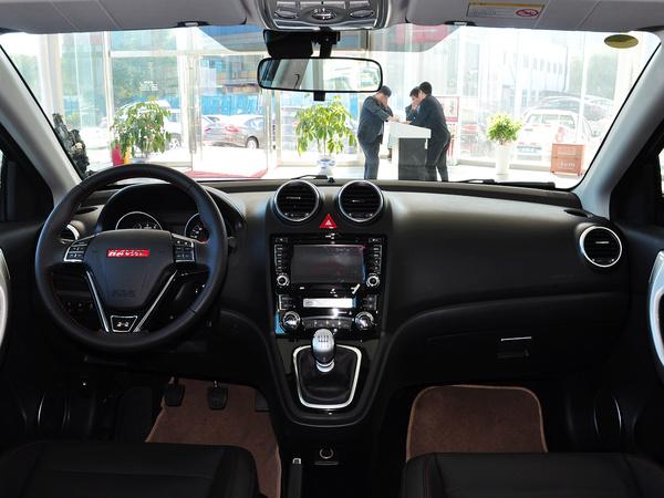 哈弗汽车  升级版 1.5T 手动 中控台整体