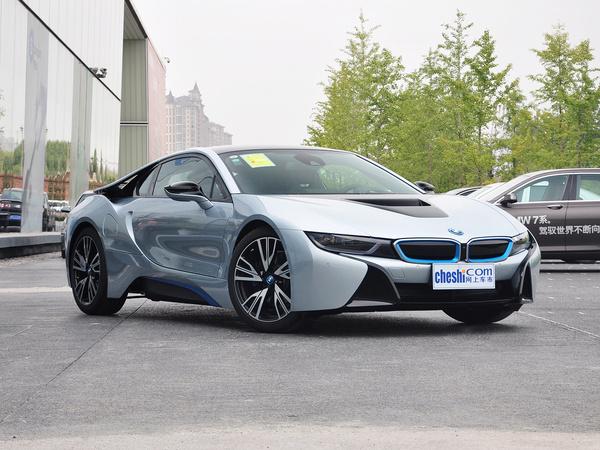 BMW i  1.5T 自动 右前正45度