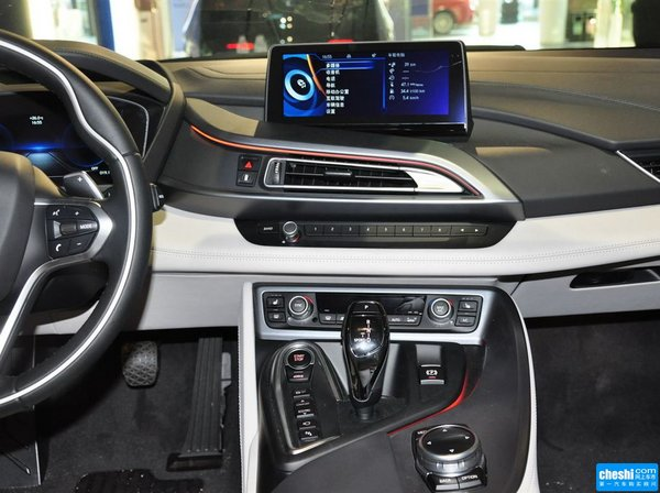 BMW i  1.5T 自动 中控台