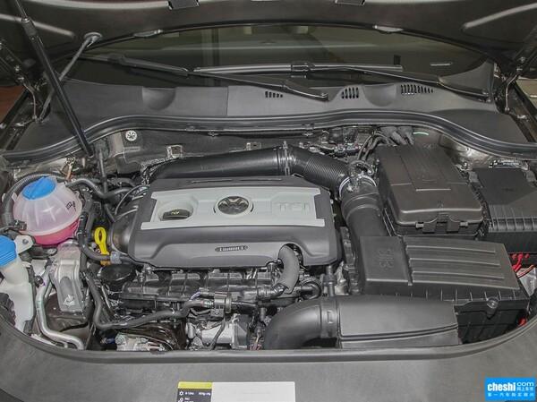 一汽-大众  1.8TSI 发动机标识