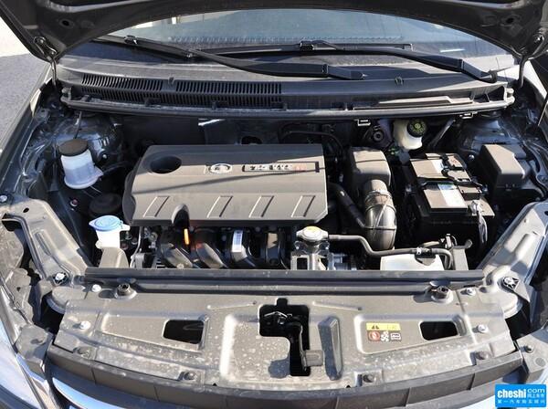 长城  1.5L 手动 发动机标识