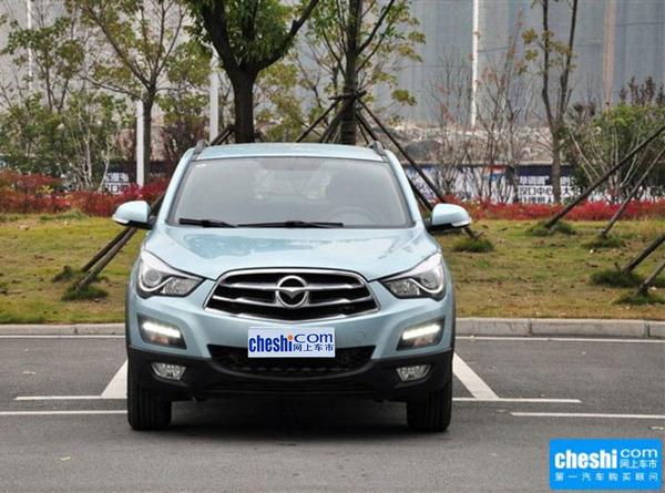 海马郑州  1.5T CVT