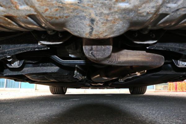 奥迪(进口)  TT Coupe 底盘